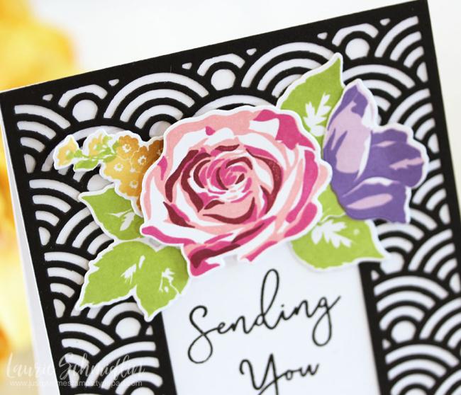 Sending You (detail 1) by Laurie Schmidlin