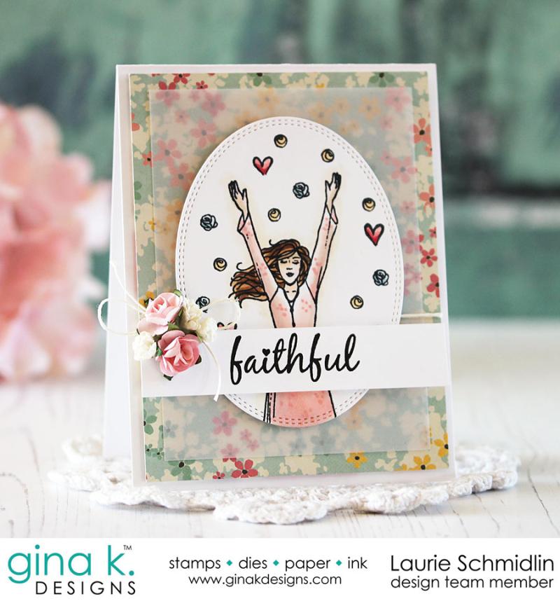 Faithful by Laurie Schmidlin