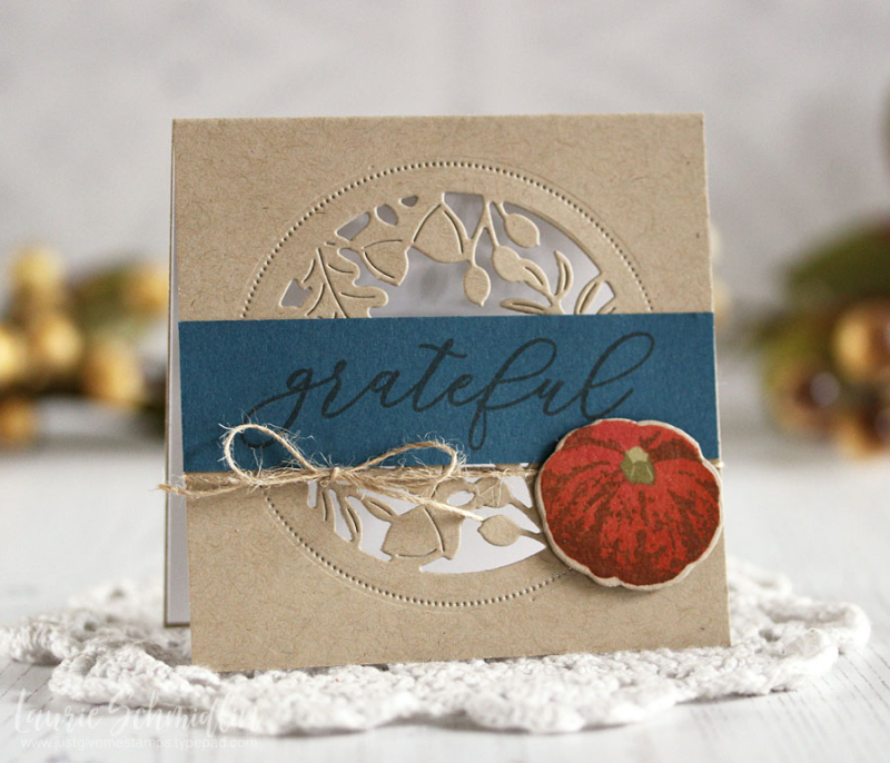 Thanksgiving Card Set 6 by Laurie Schmidlin