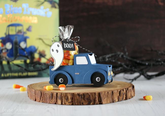 Little Blue Truck by Laurie Schmidlin