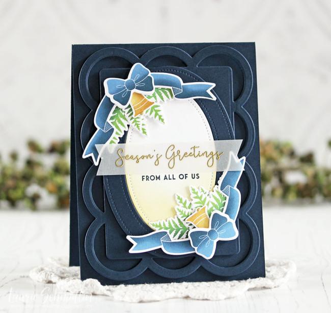 Season's Greetings by Laurie Schmidlin