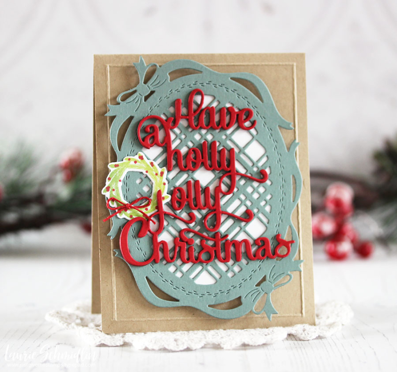 Holly Jolly by Laurie Schmidlin