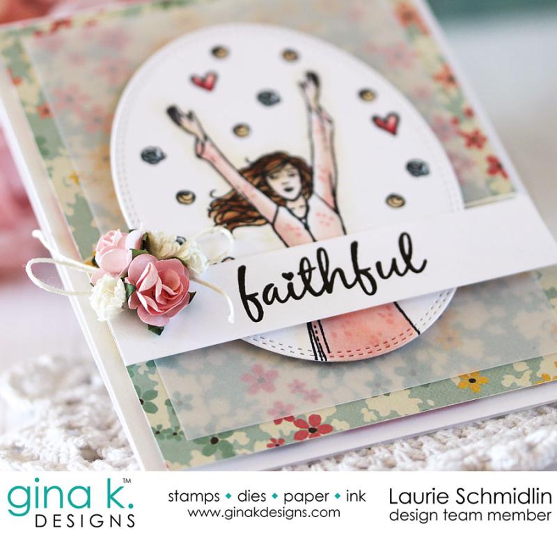 Faithful (detail) by Laurie Schmidlin