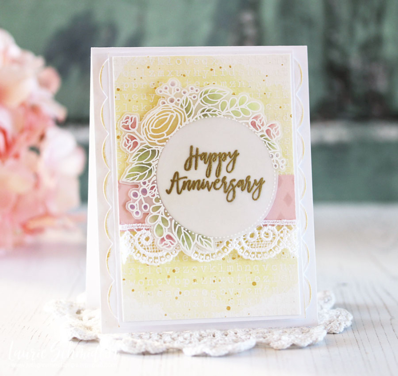 Happy Anniversary by Laurie Schmidlin