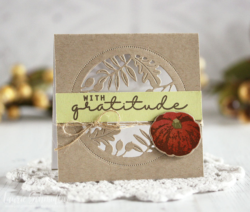 Thanksgiving Card Set 8 by Laurie Schmidlin
