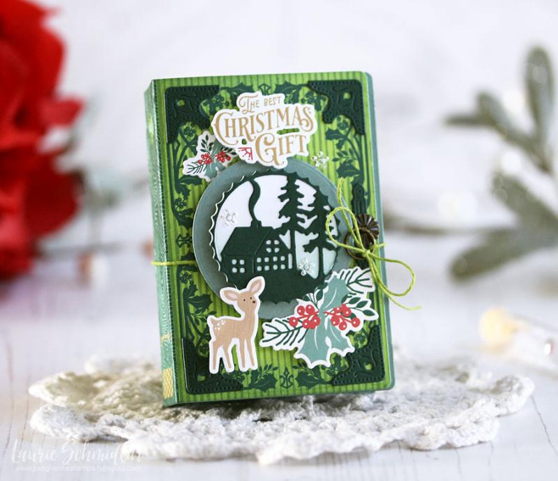 Fairy Tale Box Trio (detail 3) by Laurie Schmidlin