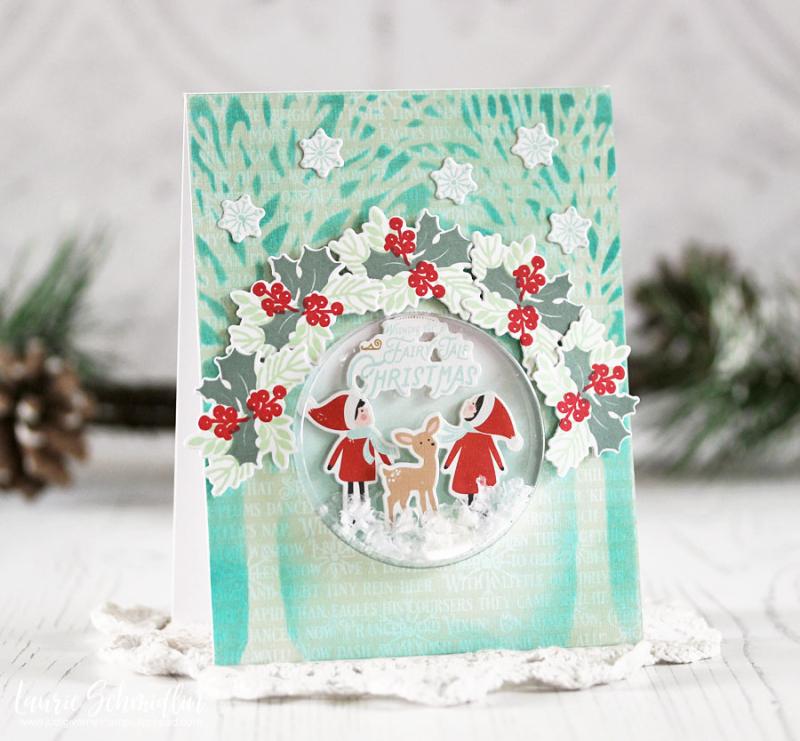 Fairy Tale Christmas by Laurie Schmidlin