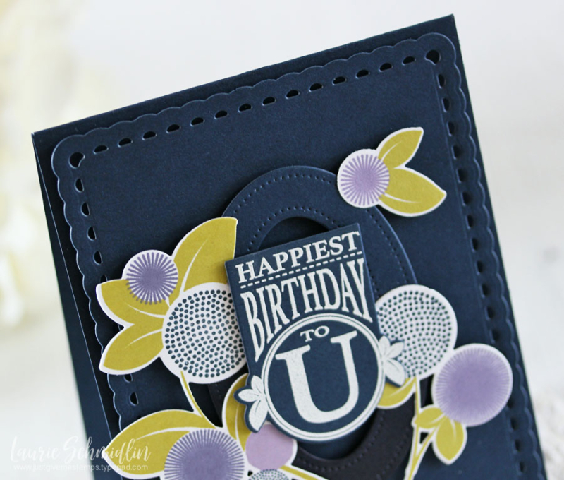 Happiest Birthday 4 by Laurie Schmidlin