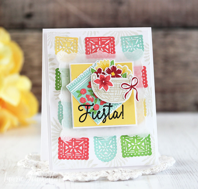Fiesta by Laurie Schmidlin