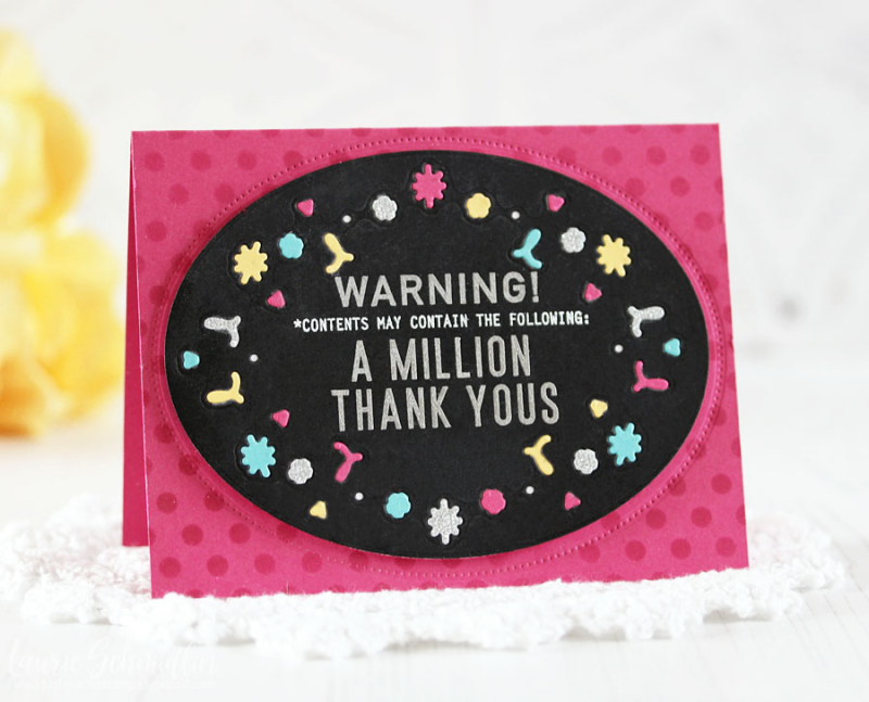 A Million Thank Yous by Laurie Schmidlin