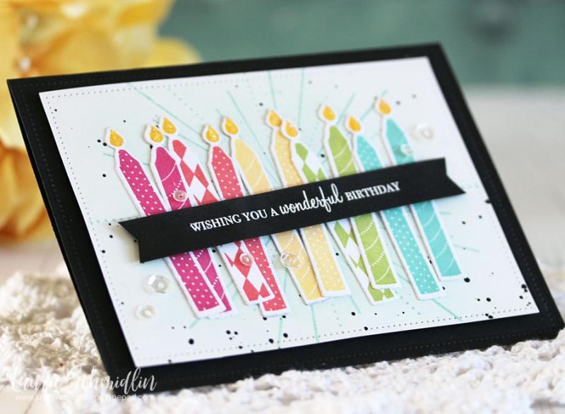 Wonderful Birthday (detail 2) by Laurie Schmidlin