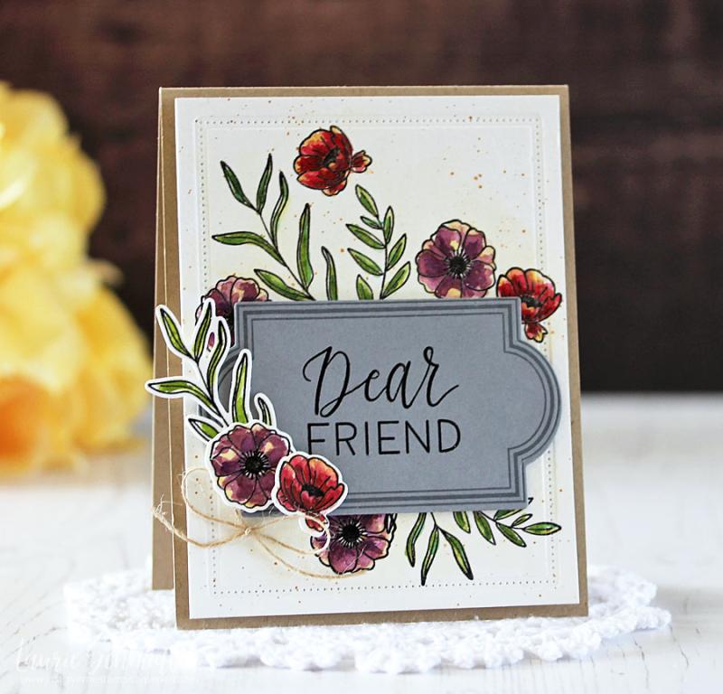 Dear Friend by Laurie Schmidlin