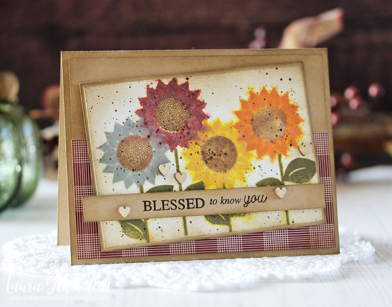 Blessed to Know You by Laurie Schmidlin