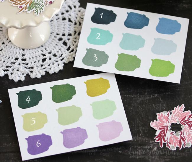 Custom Ink Colors 2 by Laurie Schmidlin