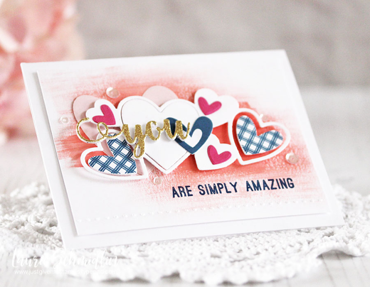 You Are Simply Amazing by Laurie Schmidlin