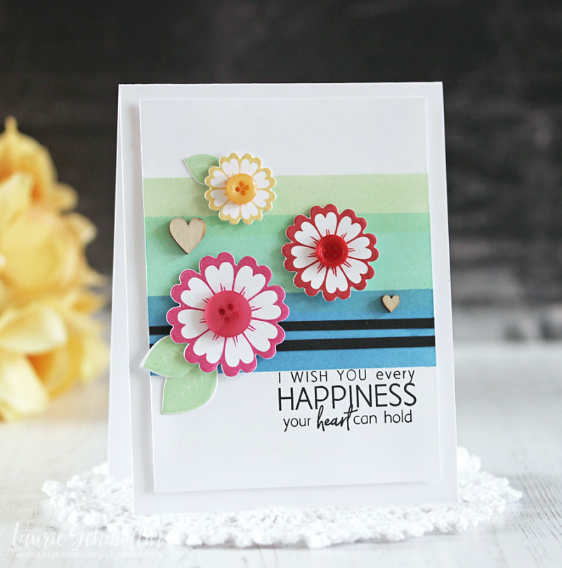 Wish You Happiness by Laurie Schmidlin