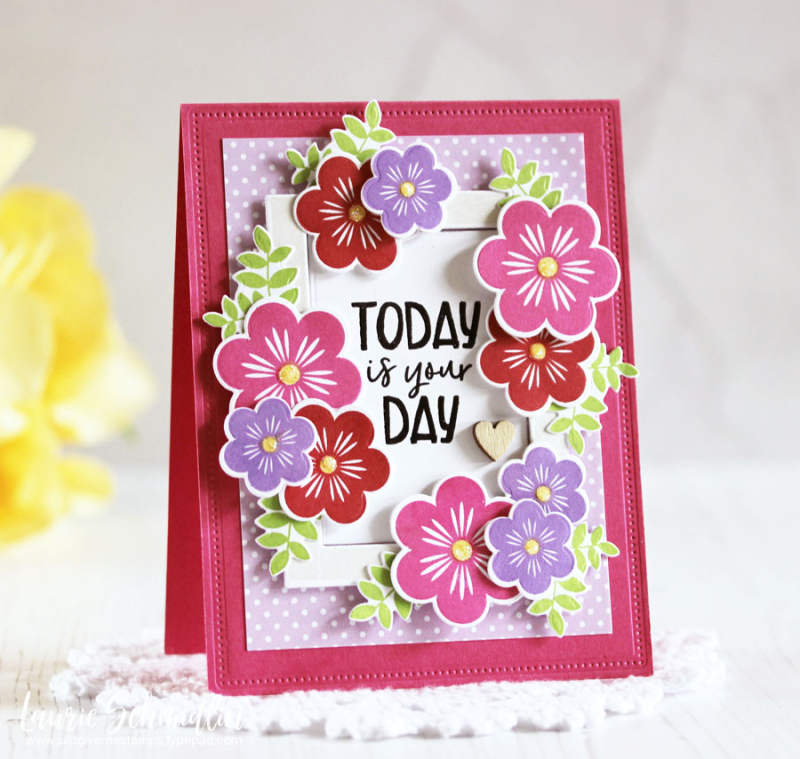 Today is Your Day by Laurie Schmidlin
