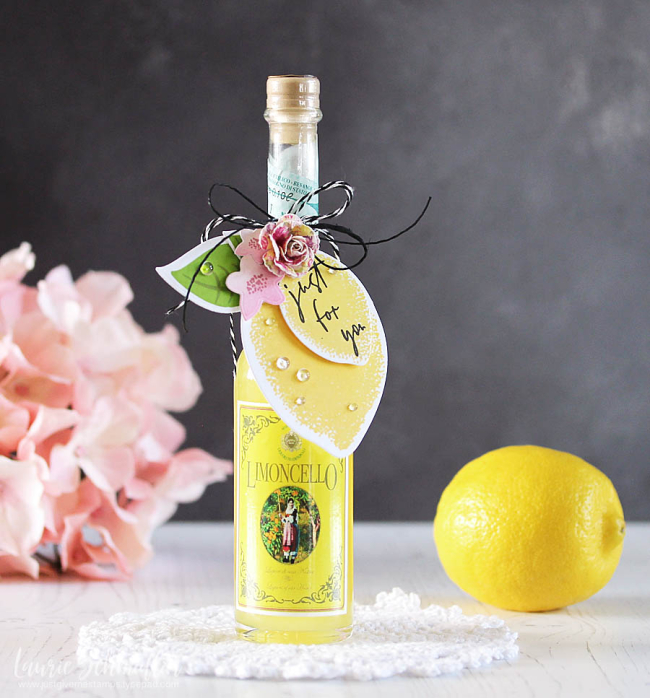 Limoncello Gift by Laurie Schmidlin