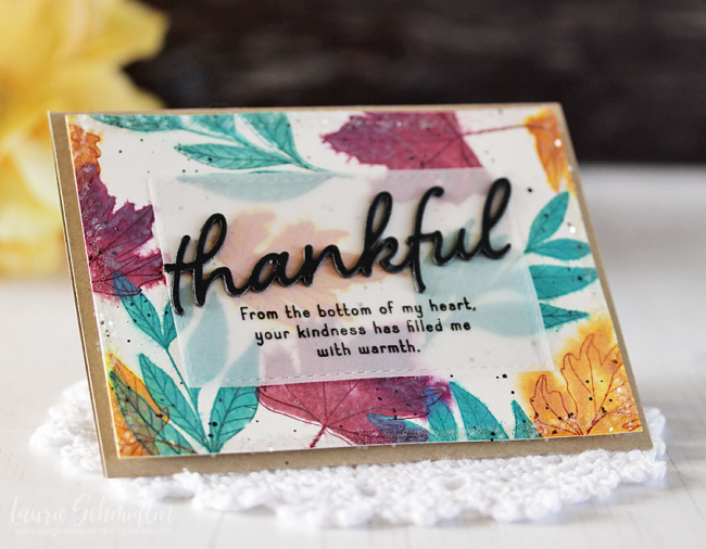 Thankful by Laurie Schmidlin