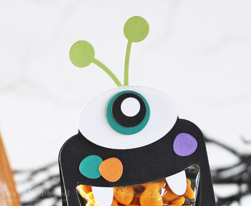 Monster Treats (detail 1)  by Laurie Schmidlin