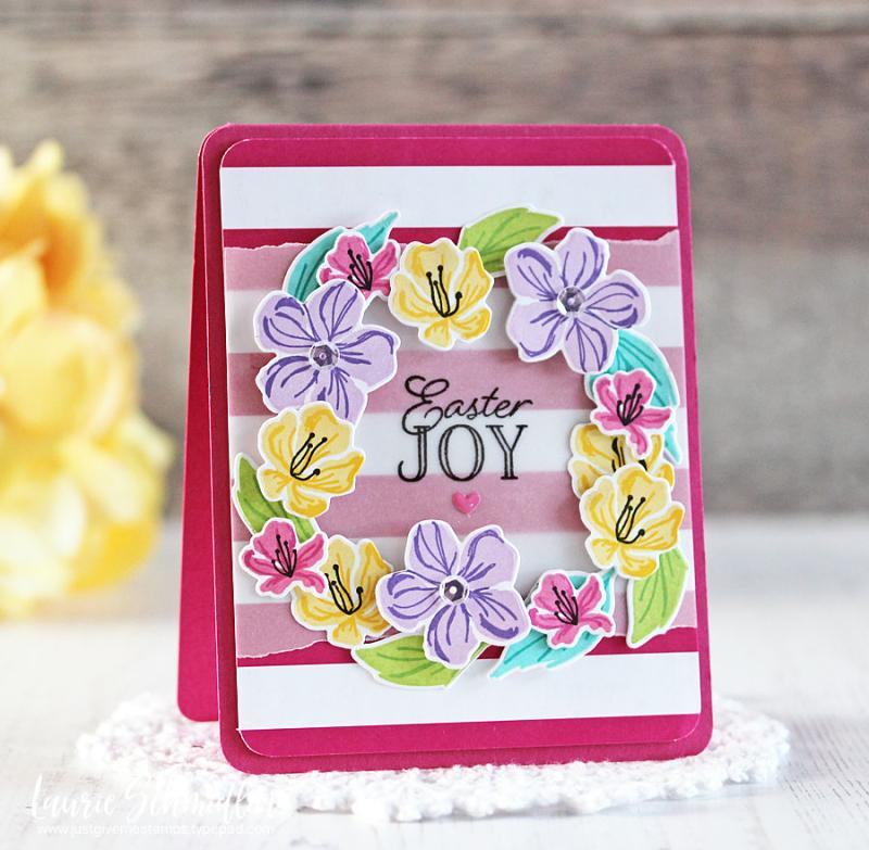 Easter Joy by Laurie Schmidlin