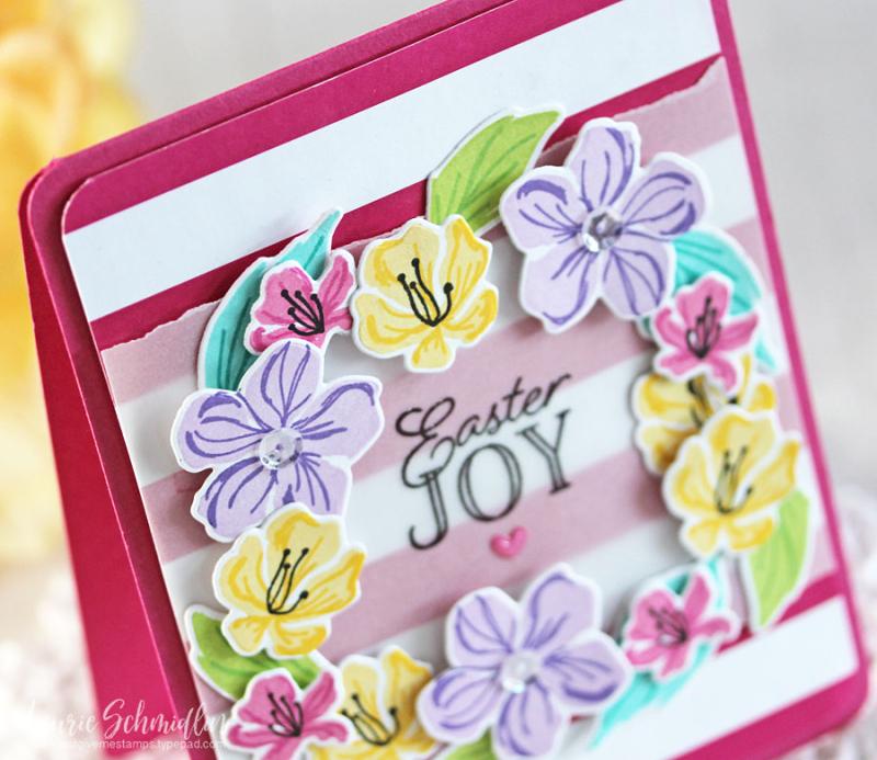 Easter Joy (detail 1) by Laurie Schmidlin