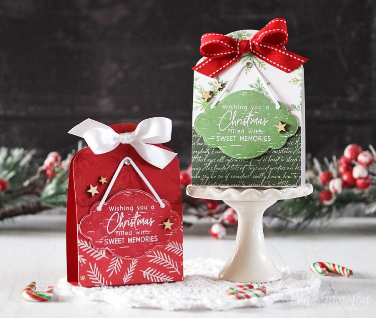Sweet Christmas Memories by Laurie Schmidlin