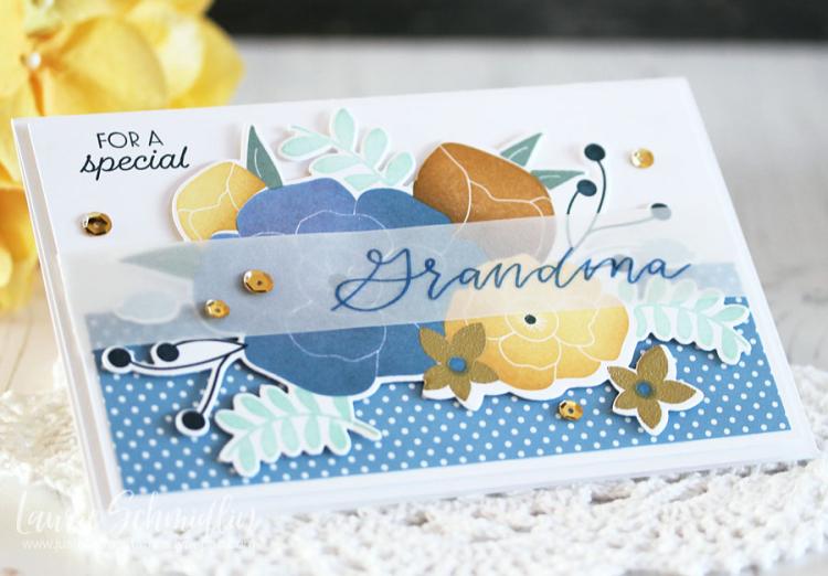 Grandma (detail 2) by Laurie Schmidlin