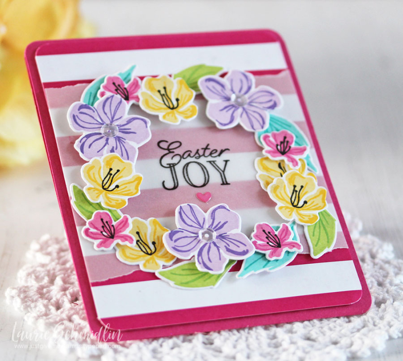 Easter Joy (detail 2) by Laurie Schmidlin