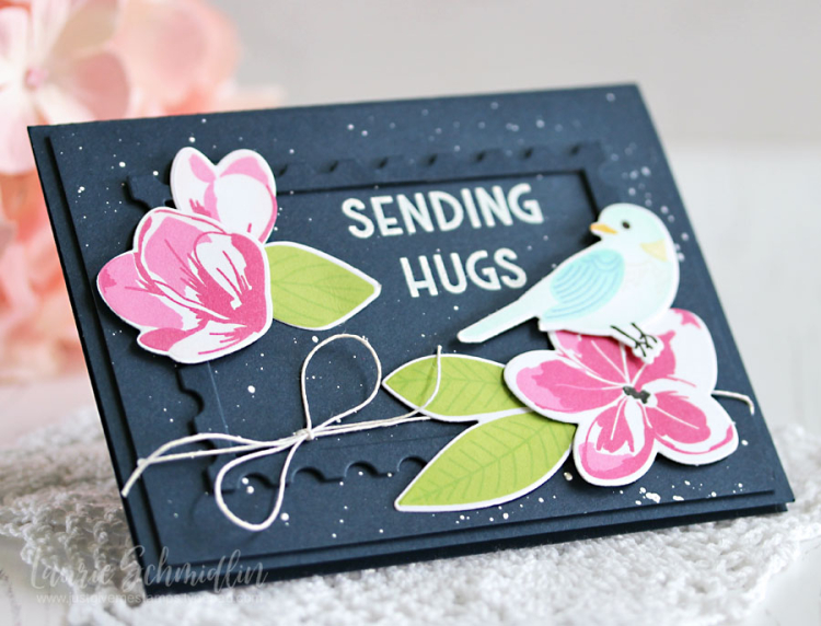 Hugs (detail 2) by Laurie Schmidlin