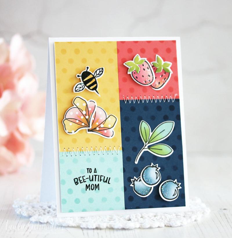 Bee-utiful Mom by Laurie Schmidlin