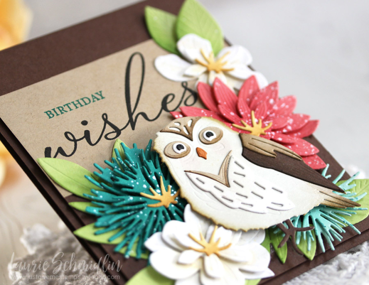 Birthday Wishes by Laurie Schmidlin