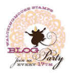Please join us for our Friends of Waltzingmouse Stamps Blog Waltz